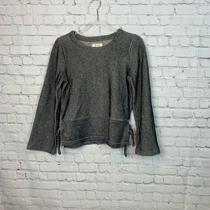 Madewell Sweater with side bows